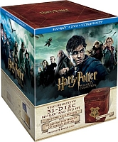 DVD Review: 'Harry Potter Wizard's Collection'