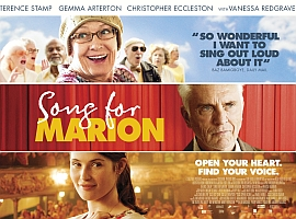 BFI London Film Festival 2012: 'Song for Marion' review