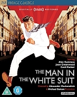 Blu-ray Review: 'The Man in the White Suit'