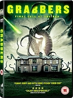 Competition: Win sci-fi 'Grabbers' on DVD *closed*