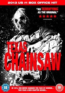 DVD Review: 'Texas Chainsaw'