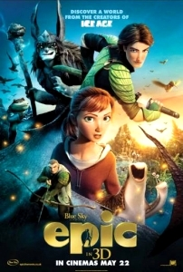 Film Review: 'Epic 3D'