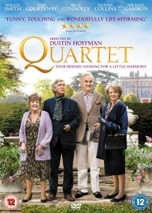 DVD Review: 'Quartet'