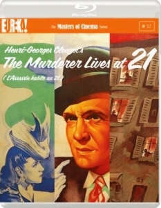 Blu-ray Review: 'The Murderer Lives at 21'