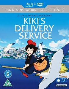 Blu-ray Review: 'Kiki's Delivery Service'