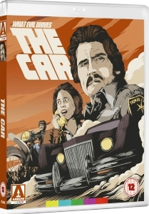 Blu-ray Review: 'The Car'