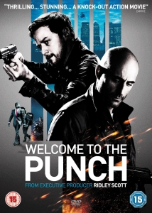 DVD Review: 'Welcome to the Punch'