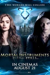 Film Review: 'The Mortal Instruments: City of Bones'