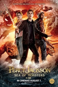 Film Review: 'Percy Jackson: Sea of Monsters'
