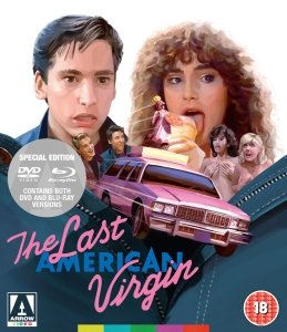 Blu-ray Review: 'The Last American Virgin'