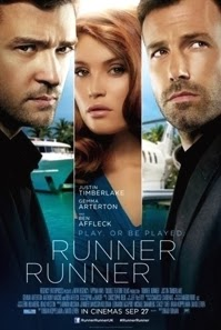 Film Review: 'Runner Runner'
