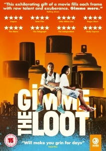 DVD Review: 'Gimme the Loot'
