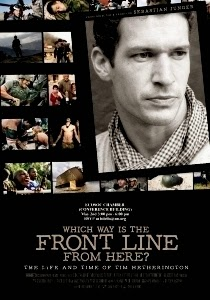 Film Review: 'Which Way Is the Front Line from Here?'