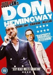 DVD Review: 'Dom Hemingway'