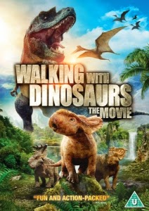 DVD Review: 'Walking with Dinosaurs – The Movie'
