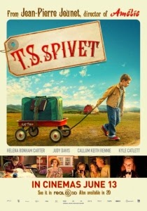 Film Review: 'The Young and Prodigious T.S. Spivet'