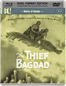 Blu-ray Review: 'The Thief of Bagdad'