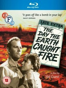 Blu-ray Review: 'The Day the Earth Caught Fire'
