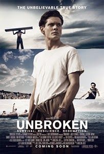 Film Review: 'Unbroken'