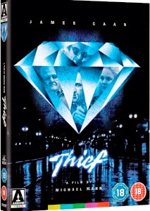 Blu-ray Review: 'Thief'