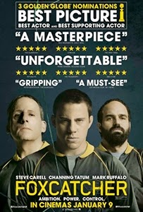 Film Review: 'Foxcatcher'