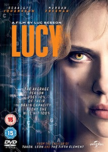 DVD Review: 'Lucy'