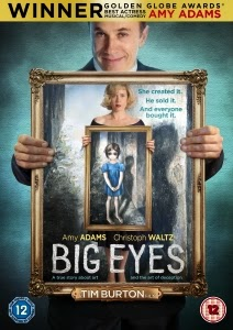 DVD Review: 'Big Eyes'
