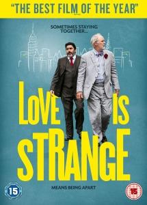 DVD Review: 'Love Is Strange'