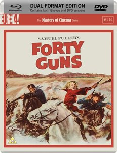 Blu-ray Review: 'Forty Guns'