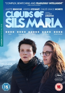 DVD Review: 'Clouds of Sils Maria'