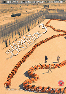 DVD Review: 'The Human Centipede 3'