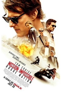 Film Review: 'Mission: Impossible – Rogue Nation'
