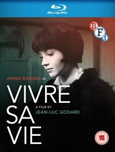 Blu-ray Review: 'Vivre Sa Vie'