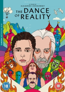 DVD Review: 'The Dance of Reality'
