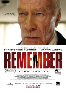 Venice 2015: 'Remember' review