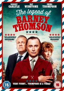 DVD Review: 'Legend of Barney Thomson'