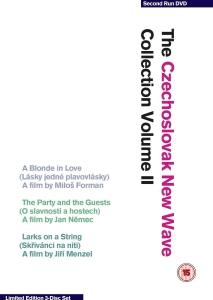DVD Review: 'Czech New Wave: Vol. II'