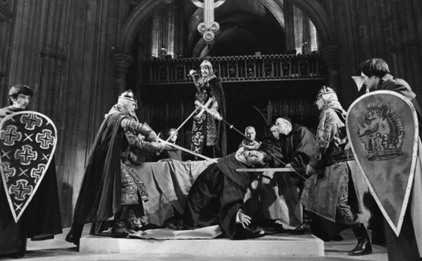 symbolism and religious drama t s eliot s murder in the cathedral Symbolism and religious drama: ts eliot's murder in the cathedral murder in the cathedral by t s eliot in 1163,  is a religious drama.