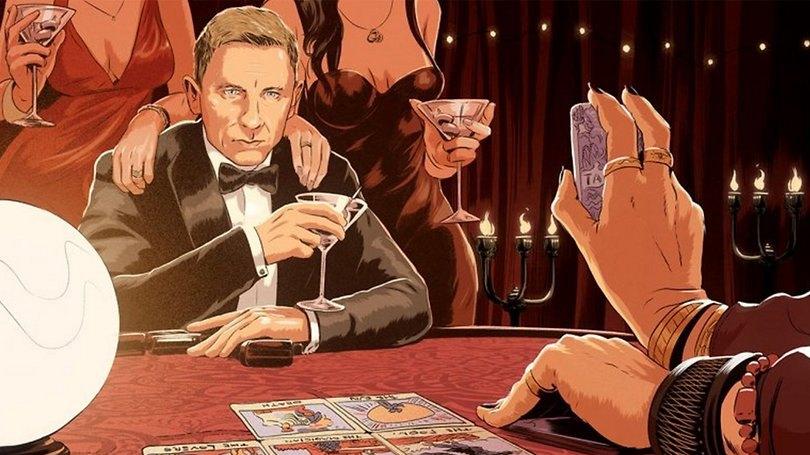 Джеймс бонд игра в казино как играть в нарды картами