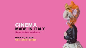 Cinema Made in Italy 2020 highlights
