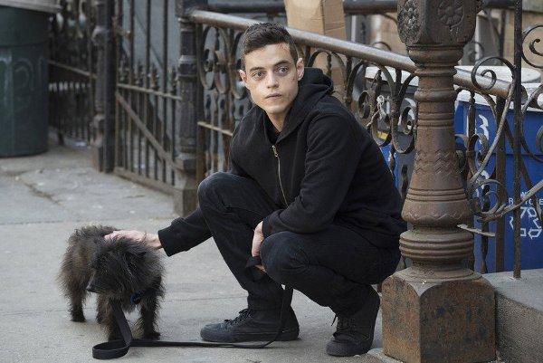 J'aime pas les gens. Surtout ceux qui trompent ma psy et maltraitent leurs chiens. photo Virginia Sherwood/USA Network