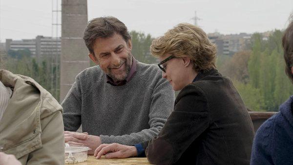 """Vu que j'avais écrit, produit et réalisé le film, je me suis dit: """"tiens, si je jouais le second rôle masculin, aussi?"""" - photo Le Pacte"""