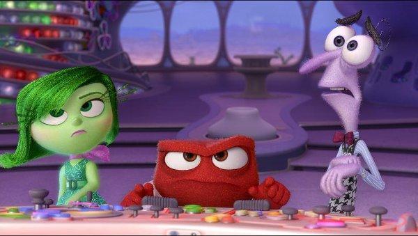 Gentil, mais sympa: Vice versa, un très bon moment pas si con. image Disney/Pixar