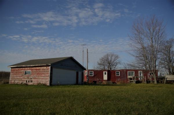 Si ça vous rappelle les coins pauvres du nord des États-Unis, c'est normal. - photo Netflix