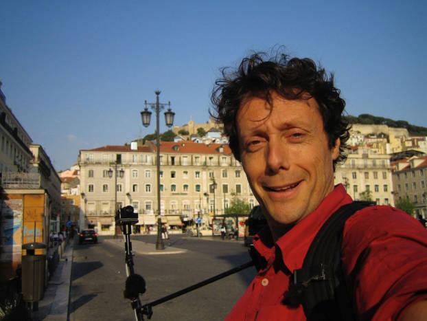 Antoine de Maximy et ses caméras