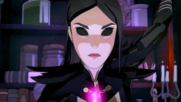 Claudia, fille du méchant