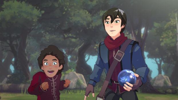 Ezran et Callum