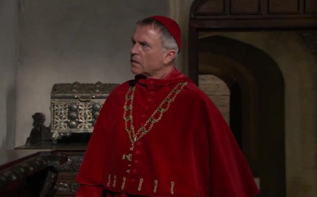 Sam Neill dans The Tudors