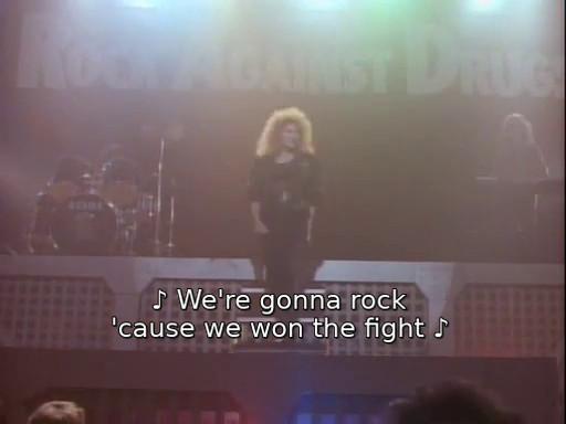 MacGyver : Rock against drugs
