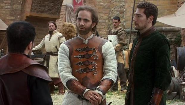 Le départ de Lancelot